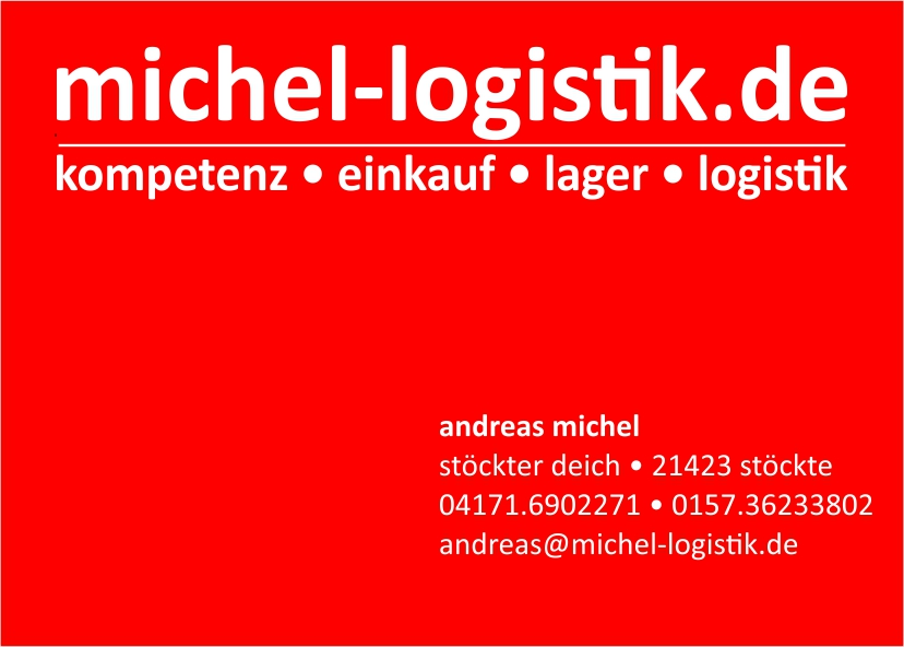 logo michel logistik - Kontakt