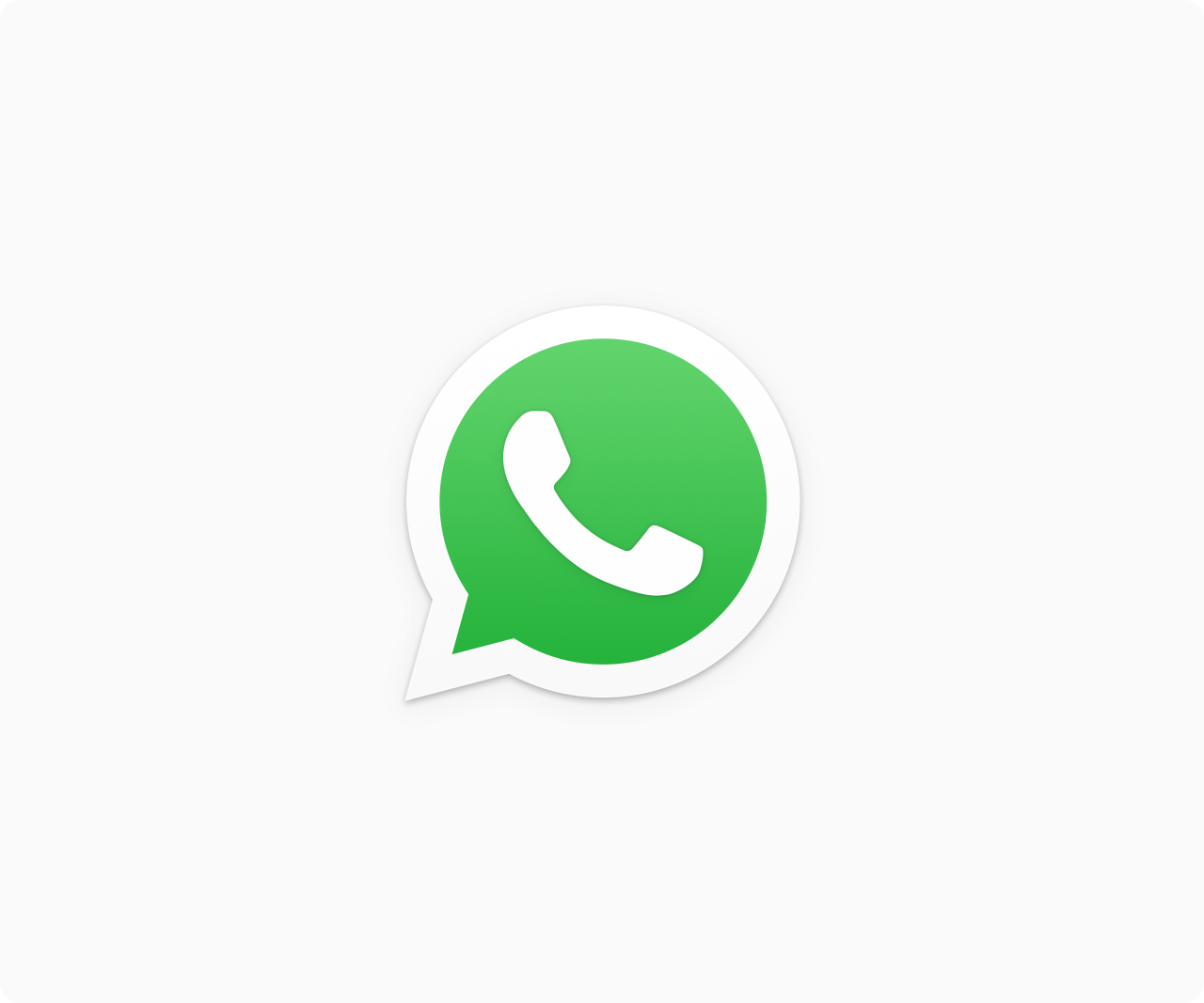 WhatsApp Logo 1 - Links